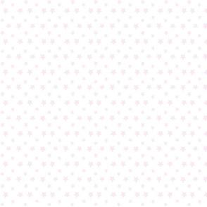 Estrellas blanco y lila