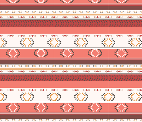 Kilim fabric by pem_design_studio on Spoonflower - custom fabric