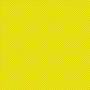 Fireman-yardage-yellow dot 27x36