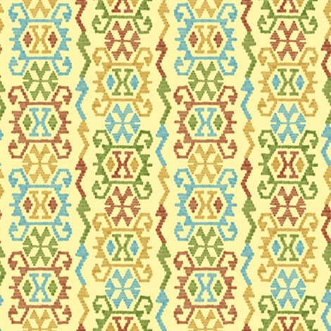 kilim fabric by svetlana_prikhnenko on Spoonflower - custom fabric