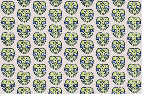 Rr_monstera_kilimb_1a_lime__pantone_almost_mauve__shop_preview