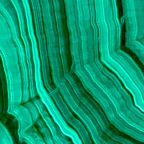 Malachite Edges - Large-scale