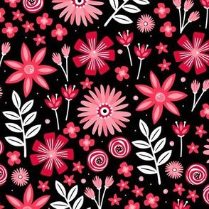 Valentine's Bouquet (Black)