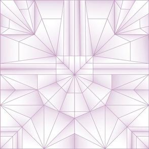 origami  folding pattern warm