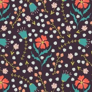 flowersbrown