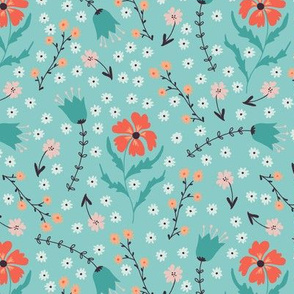 flowerslightblue