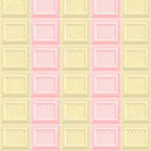 3 chocolate bar milk strawberry white pastel pink desserts candy sweets food kawaii cute egl elegant gothic lolita candies mixed flavors stripes