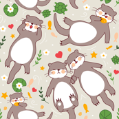 Significant otters