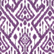 KG Purple deco ikat smlr
