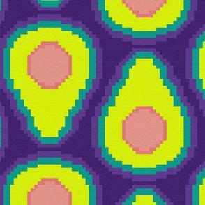 Avocado carpet