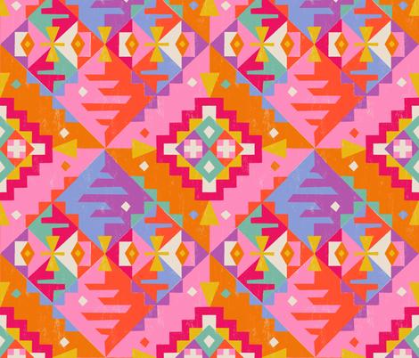 Confetti fabric by allierunnion on Spoonflower - custom fabric