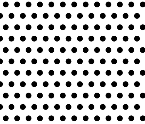 large dot.fw fabric by cherise_bloodworth on Spoonflower - custom fabric