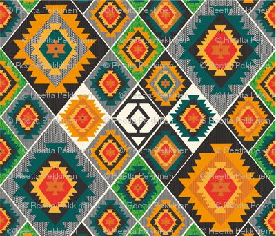 Colours-of-Kilim