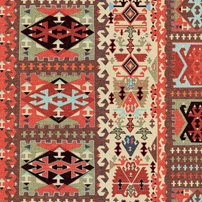 Turkish Kilim 2