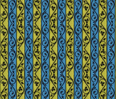 moyen age 418 fabric by hypersphere on Spoonflower - custom fabric