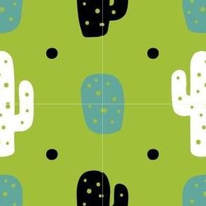 Cactus Western Watercolor