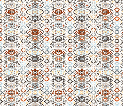 Kilim fabric by mag-o on Spoonflower - custom fabric