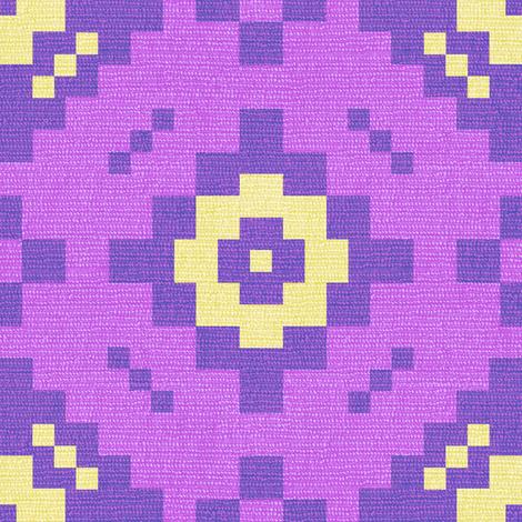 Magic Kilim Weave by Su_G fabric by su_g on Spoonflower - custom fabric