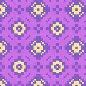 Magic Kilim Weave by Su_G
