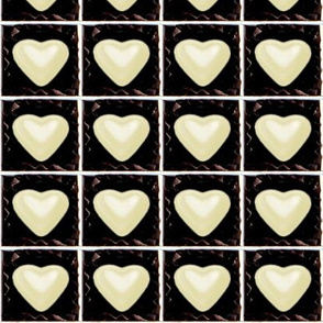 7 milk white Chocolates Hearts valentine love desserts candy sweets food kawaii cute candies boxes mixed assorted egl elegant gothic lolita