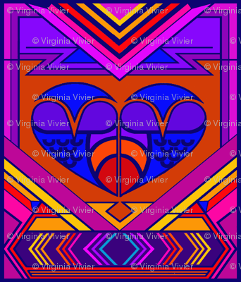 Art Deco Valentine
