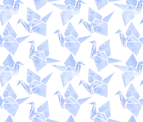 ORIGAMI1 fabric by crafted on Spoonflower - custom fabric