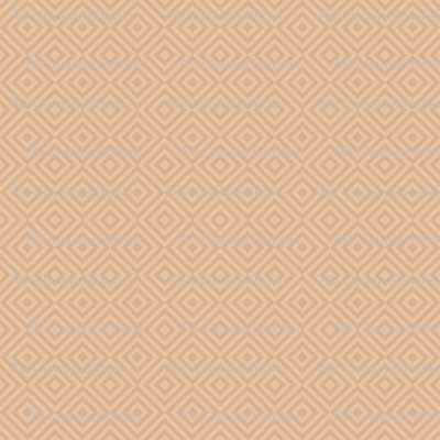 rhombus light orange