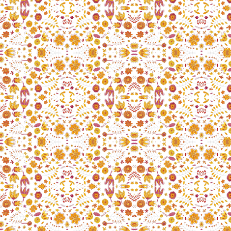 marrakesh lace fabric by marigoldpink on Spoonflower - custom fabric