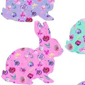 "Mulit Bunny Toss 6"""