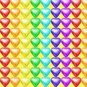 Spoonflower-rainbow-foil-heart-yellow-bg_shop_thumb