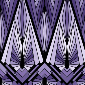 Ultraviolet Night Diamonds