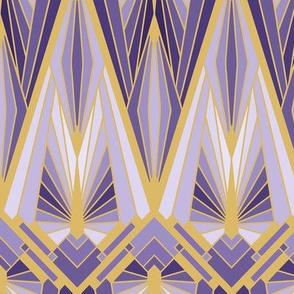 Ultraviolet Gold Diamonds