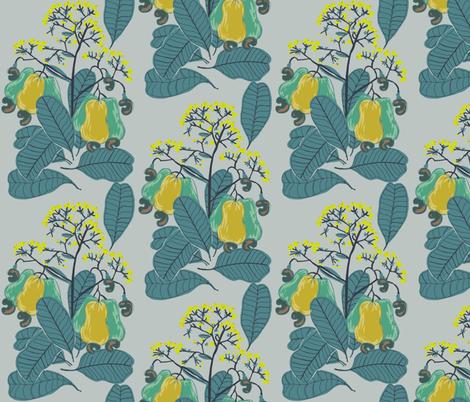 maronon_6 fabric by kheckart on Spoonflower - custom fabric
