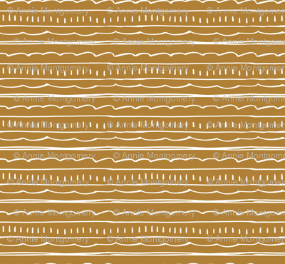 Gold Tribal