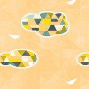 Rorigami_clouds_fabric_design_shop_thumb