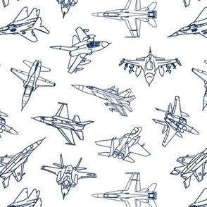Navy Jets // Small
