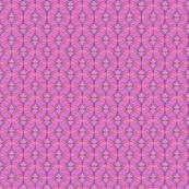 Pink Kilim Border Coordinate, Small