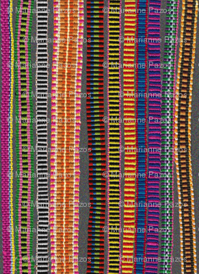 All Hand Woven