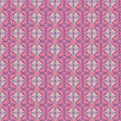 Pink Kilim Ornate, Small