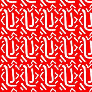 Haba Jiri Red Black & White 22