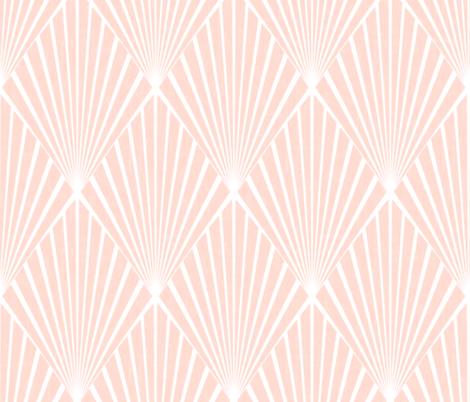 Art Deco - Blush Texture fabric by kimsa on Spoonflower - custom fabric