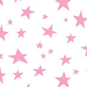 pink stars - unicorn dreams coordiante