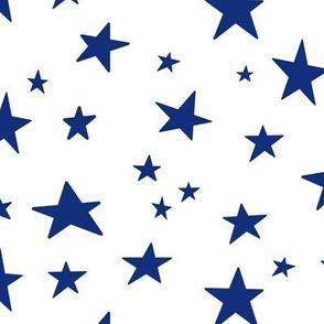 blue stars - unicorn dreams coordiante