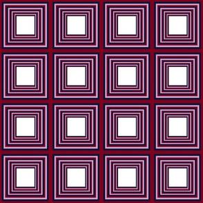 limited palette squares
