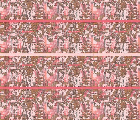 STRIPES 15 fabric by lulutigs on Spoonflower - custom fabric