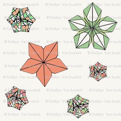origami pattern 2