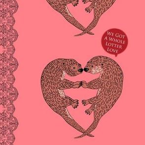 No Otter-nary Love!