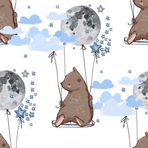 "8"" Sky is the Limit Bear"