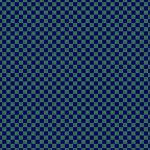 Blue Green Tiles