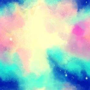 Pastel Nebula
